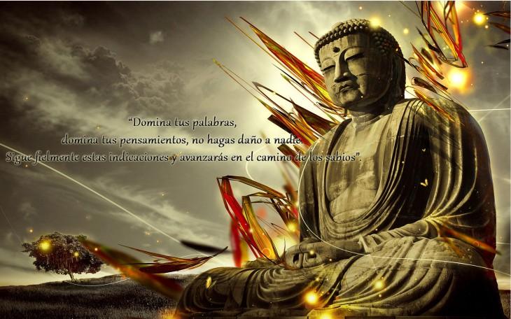 lecciones de amor para Buda