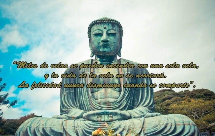 Buda y la filosofía de vida