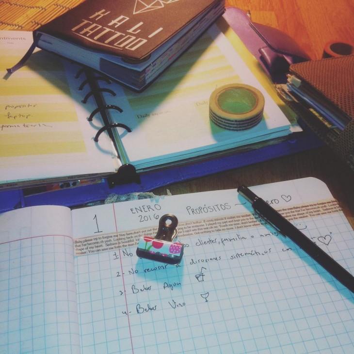 Escribe una lista de tus planes y metas a realizar en un corto, mediano y largo plazo. Pon una fecha y cumplelas