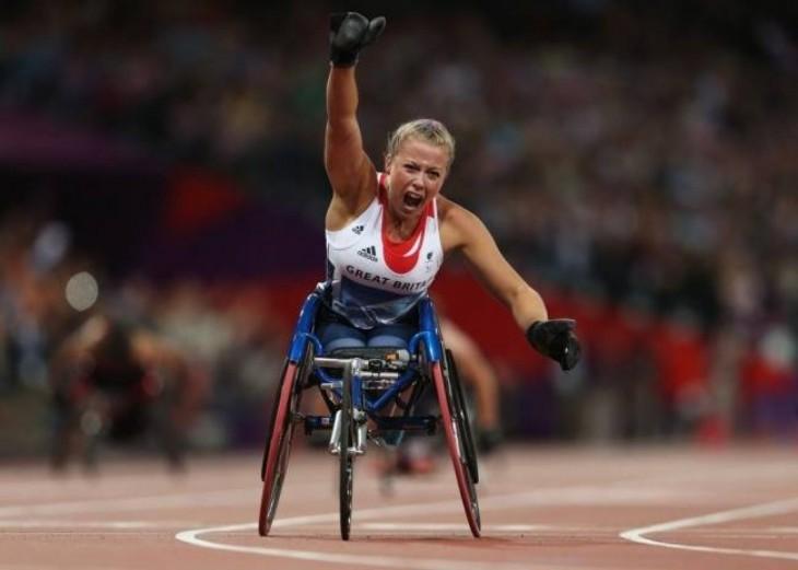 atleta paralimpica de Estados Unidos