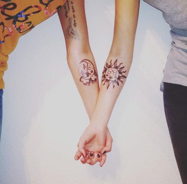 tatuaje hermanas eclipse