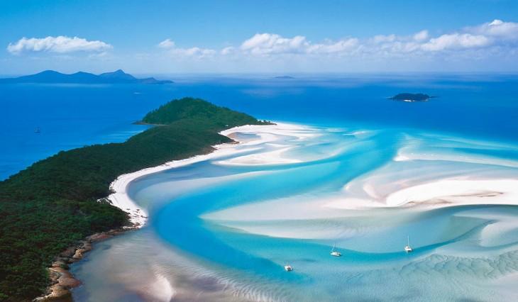 Whiteheaven, Islas Withsunday