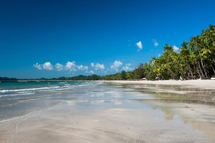 Playa de la india