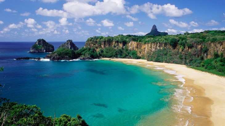 Bahía Do Sancho, San Fernando Noronha, Brasil