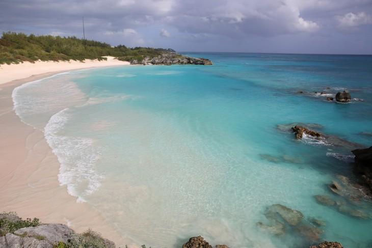 Playa Bahía Horsesshoe