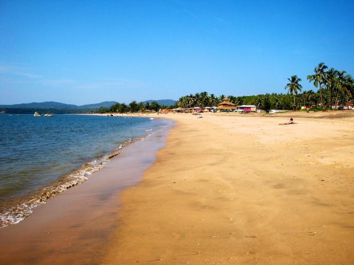 playa agonda, goa India