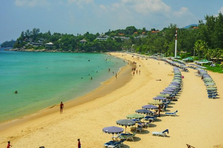 kata noi playas Tailandia