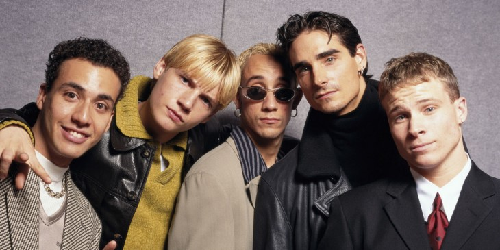 BACKSTREETBOYS EN LOS 90