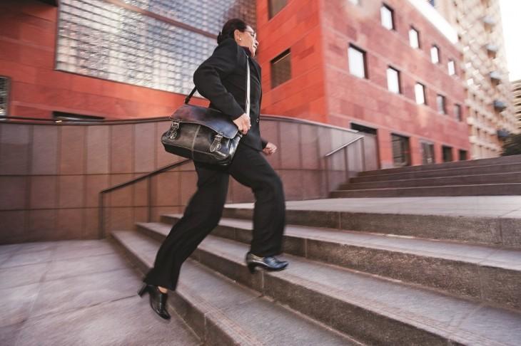 Subier por las escaleras te ayuda a mejorar tu calidad de vida
