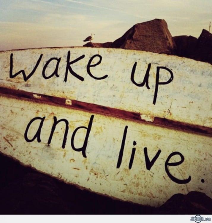 intenta levantarte temprano todos los días