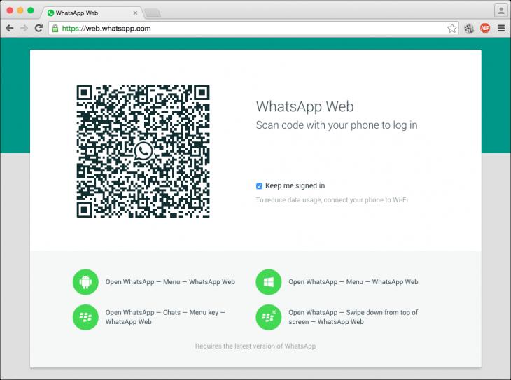 Cómo conectar mi whatsapp a la computadora