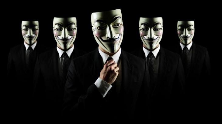 Anonymous grupo hacktivista