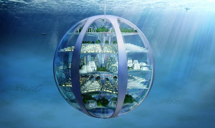 en un informe de Samsung se cree que dentro de 100 años habrá ciudades subterráneas