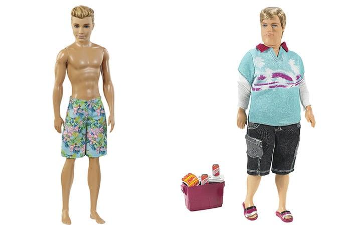 prototipo del cómo se ver+ia Ken si tuviera un cuerpo natural