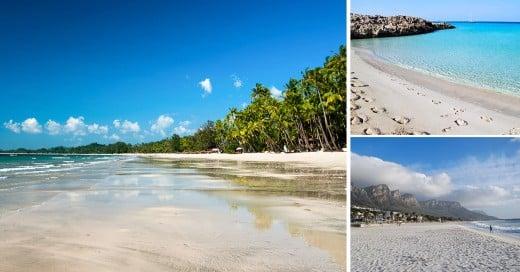 25 playas mas hermosas del mundo