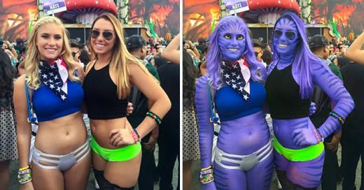 Jóvenes que asistieron al festival de música Tomorrowland fueron tolleadas