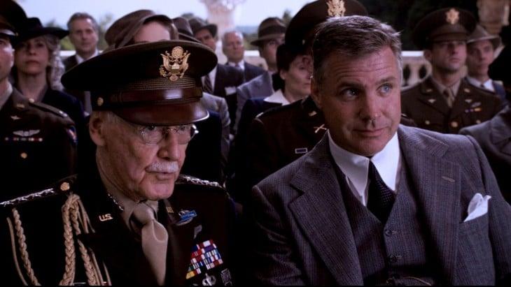 Cameo de Stan Lee en la película de Capitán América: el primer vengador en el 2011