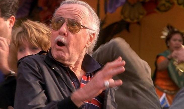 Cameos de Stan Lee en la película Spider-Man 2002