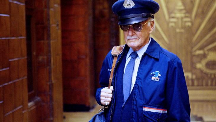 Cameo de Stan Lee en la película de los 4 fantásticos en 2005