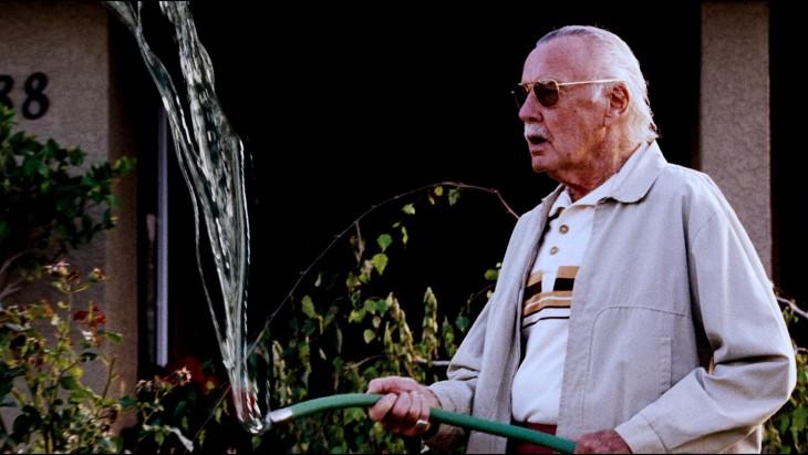Cameo de Stan Lee en la película de X-Men: La decisión final en el 2006