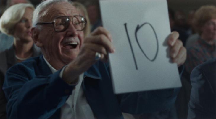 Cameo de Stan Lee en la película Iron Man 3 en el 2013