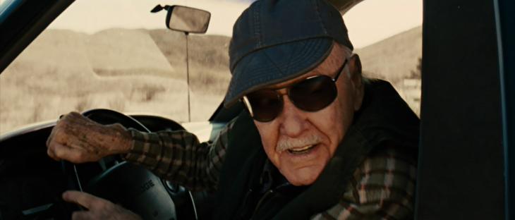 Cameo de Stan Lee en la película de Thor en el 2011
