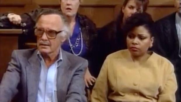 Cameos de Stan Lee en el Juicio del increíble hulk en 1989