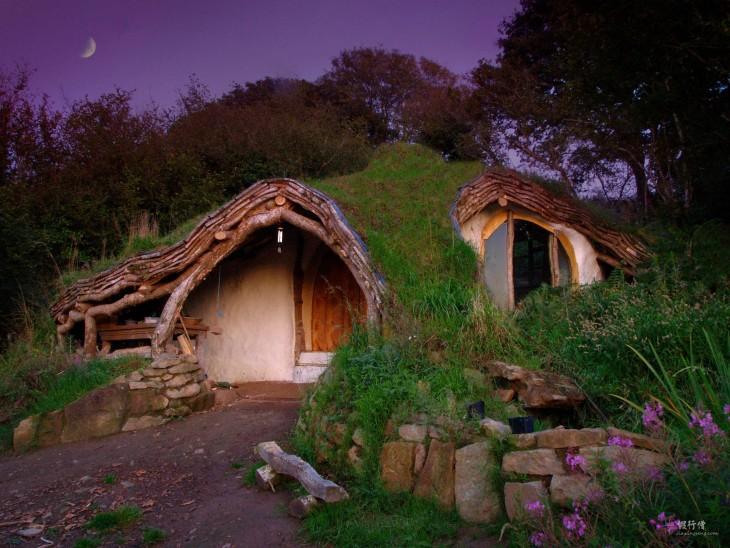 Casa de Bilbo El Hobbit