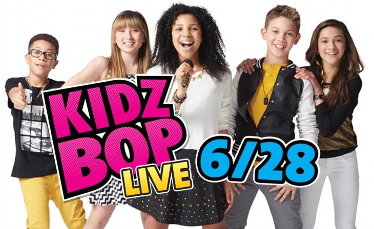 integrantes de Kidz Bop