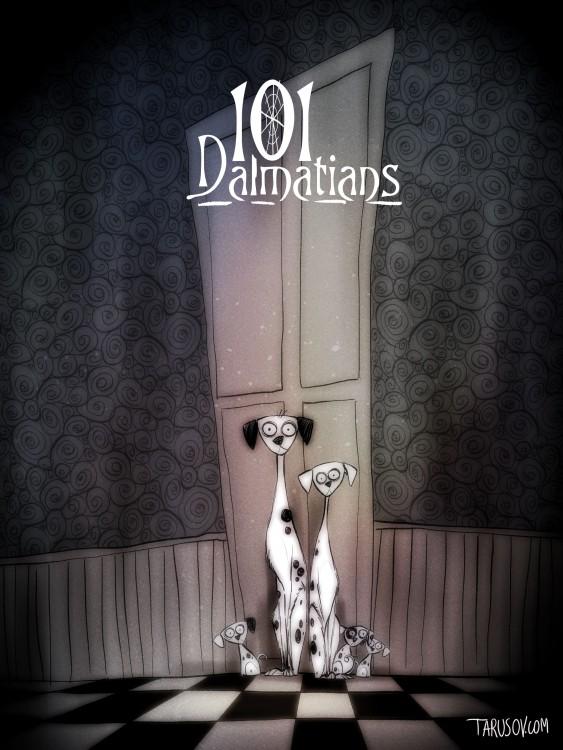 101 DÁLMATAS SEGÚN TARUSOV