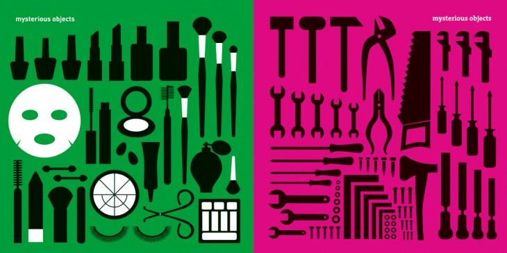 objetos misteriosos según el género