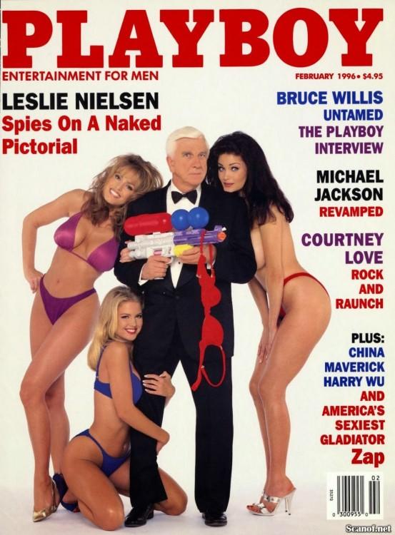 portada de playbboy de hace 20 años