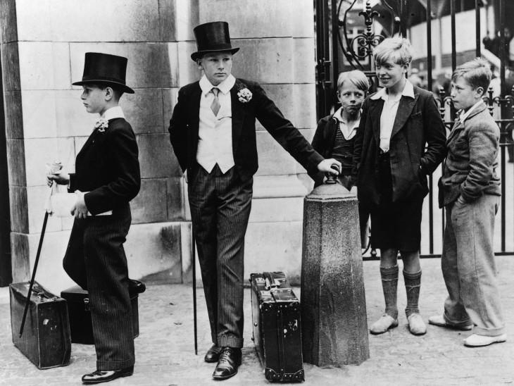 distigo de clases sociales en Inglaterra