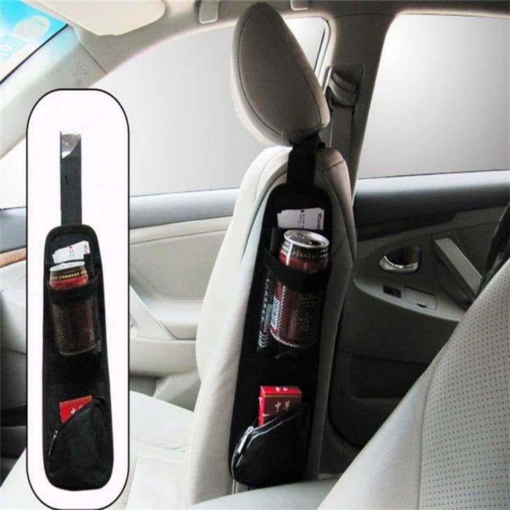 organizador lateral de asiento para coche