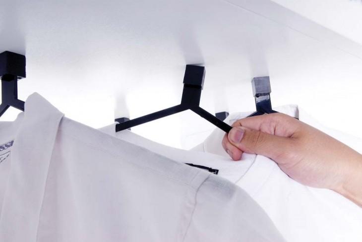 gancho magnético para colgar ropa