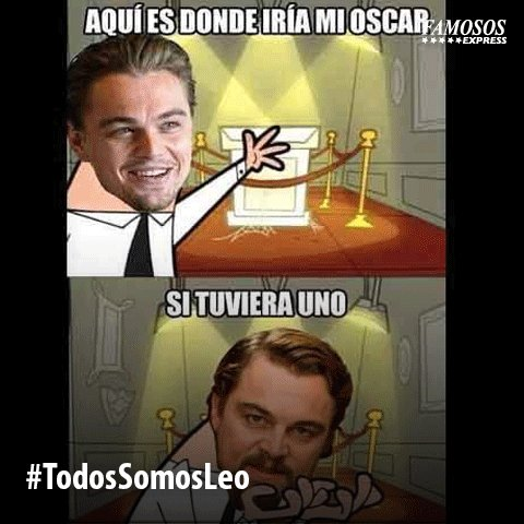 meme de leonardo DiCaprio sobre una escena del papá de Timmy Turner