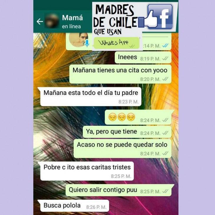 madre whatsapp de una puta