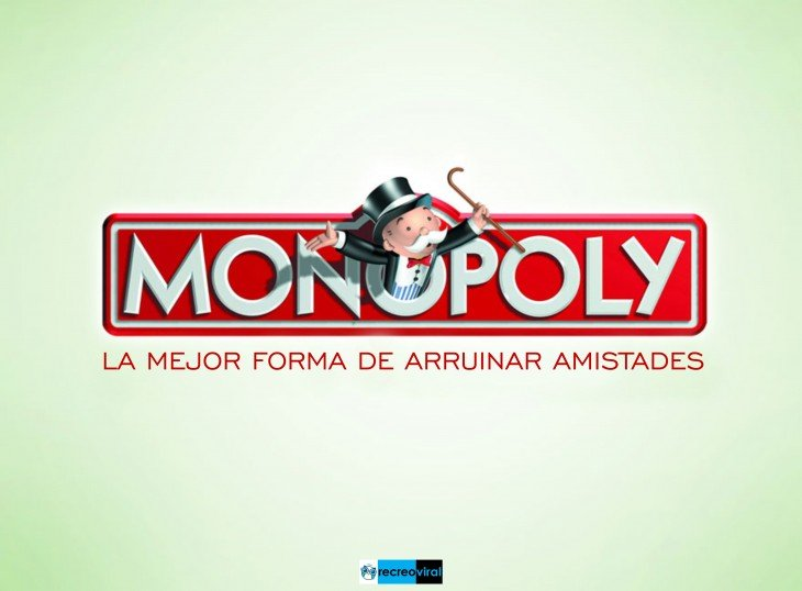 HONESTIDAD. MONOPOLY