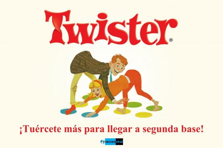 HONESTIDAD. Twister