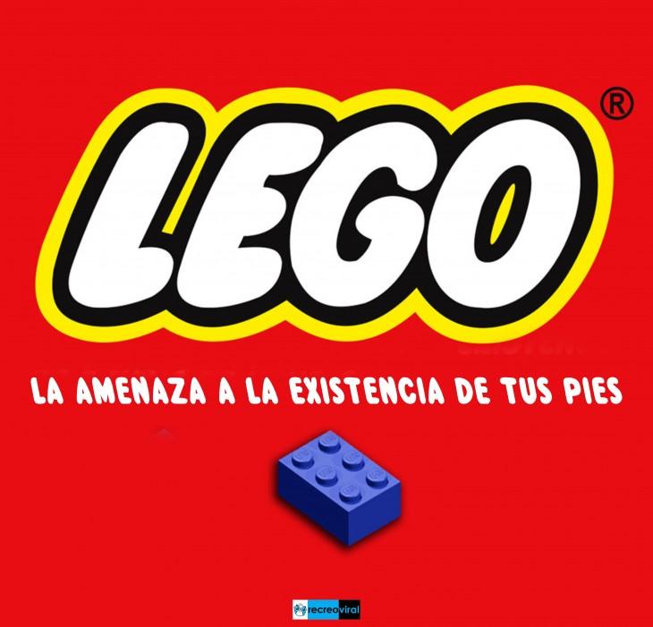 HONESTIDAD. LEGO