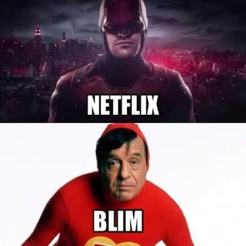 MEMES BLIM VS NETFLIX10