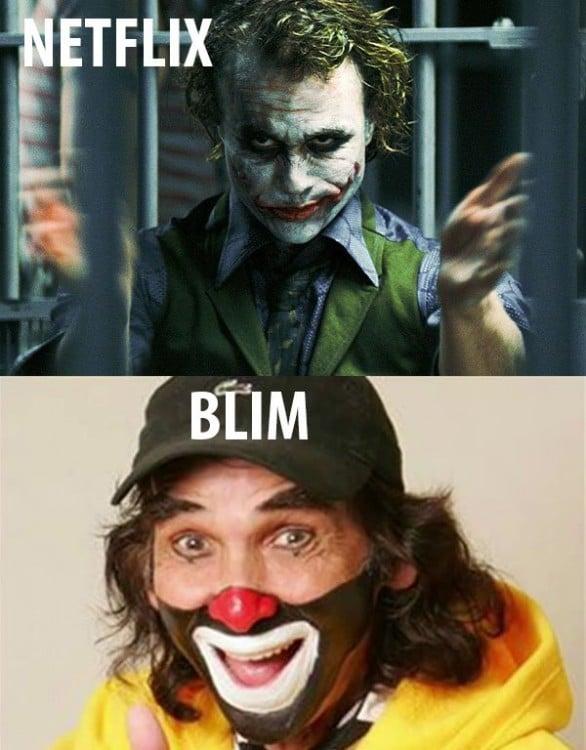 MEMES BLIM VS NETFLIX12
