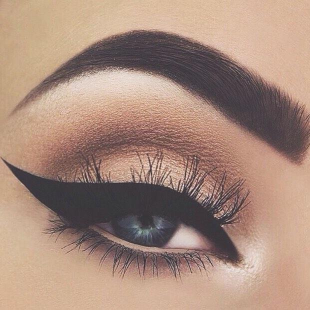 Delineado perfecto de ojos en Instagram