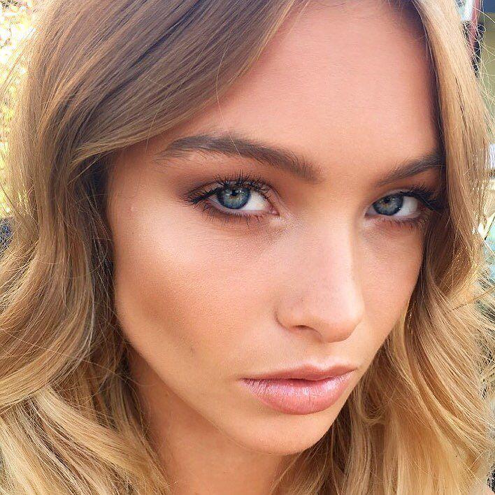 Maquillaje natural de día en Instragram