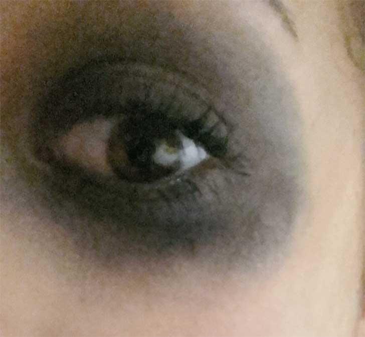 ojo ahumado fail