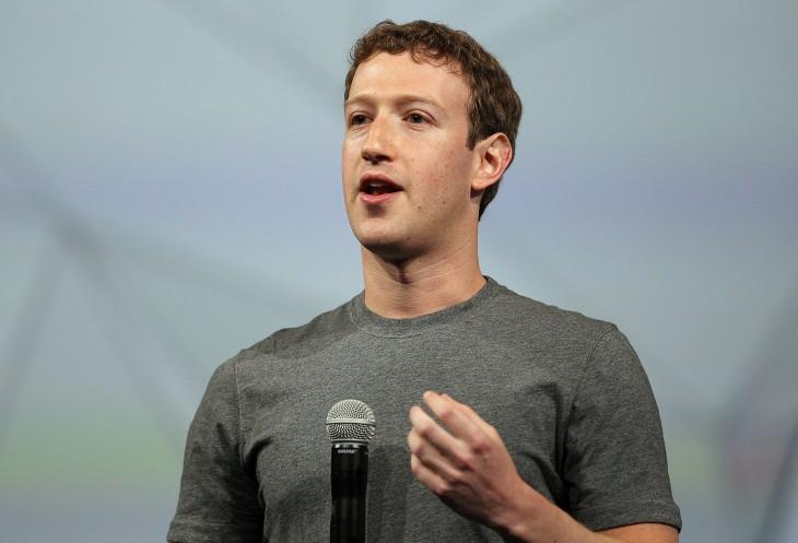 Mark Zuckerberg explica por qué no agrego el botón no me gusta