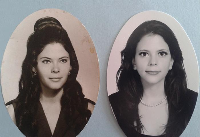 fotos de antaño tamaño pasaporte