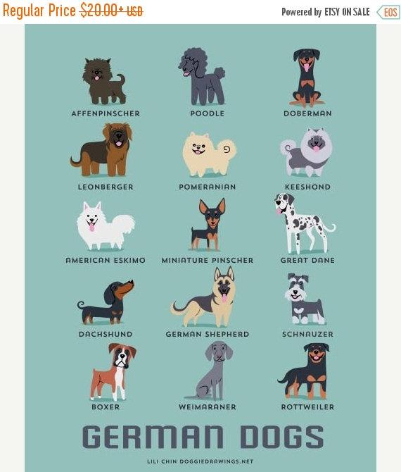 perros alemanes