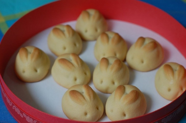 galletas de conejito