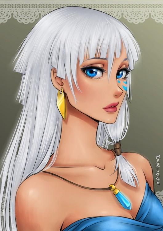 Kida Versión Anime